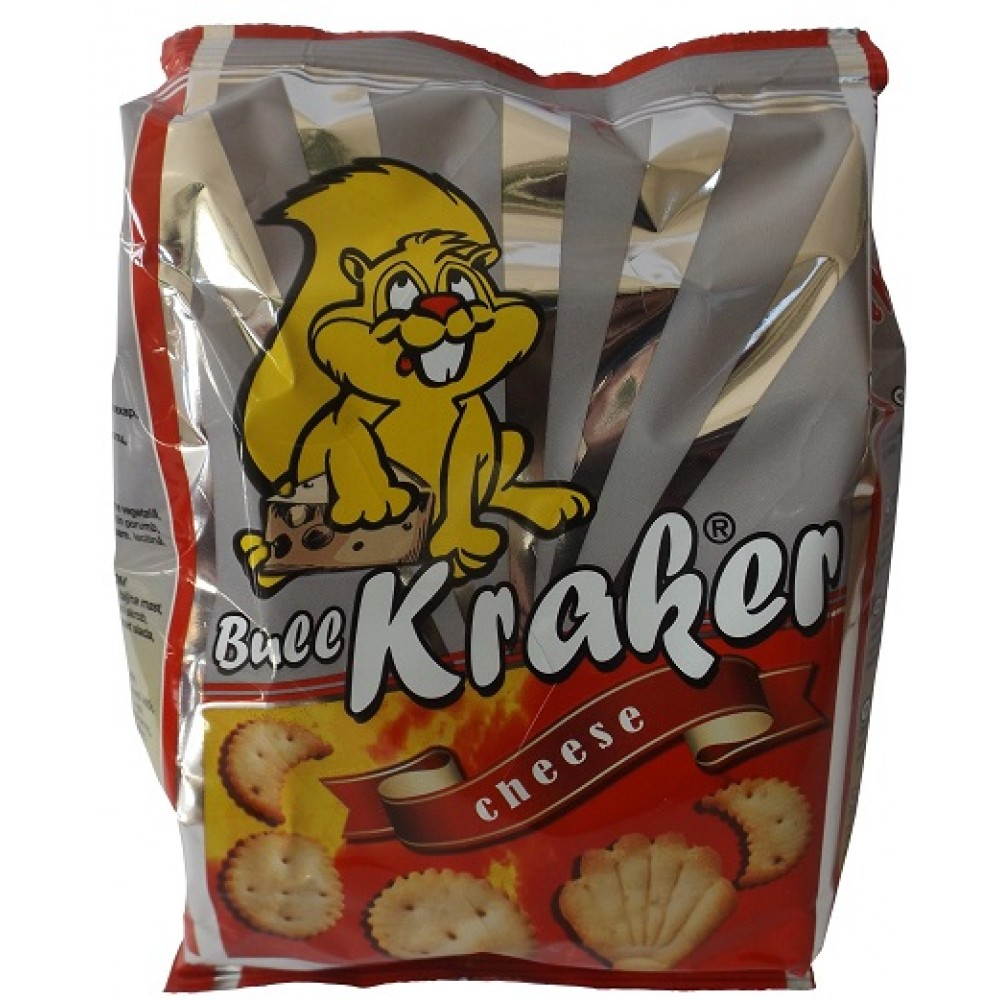 Kreker with cheese