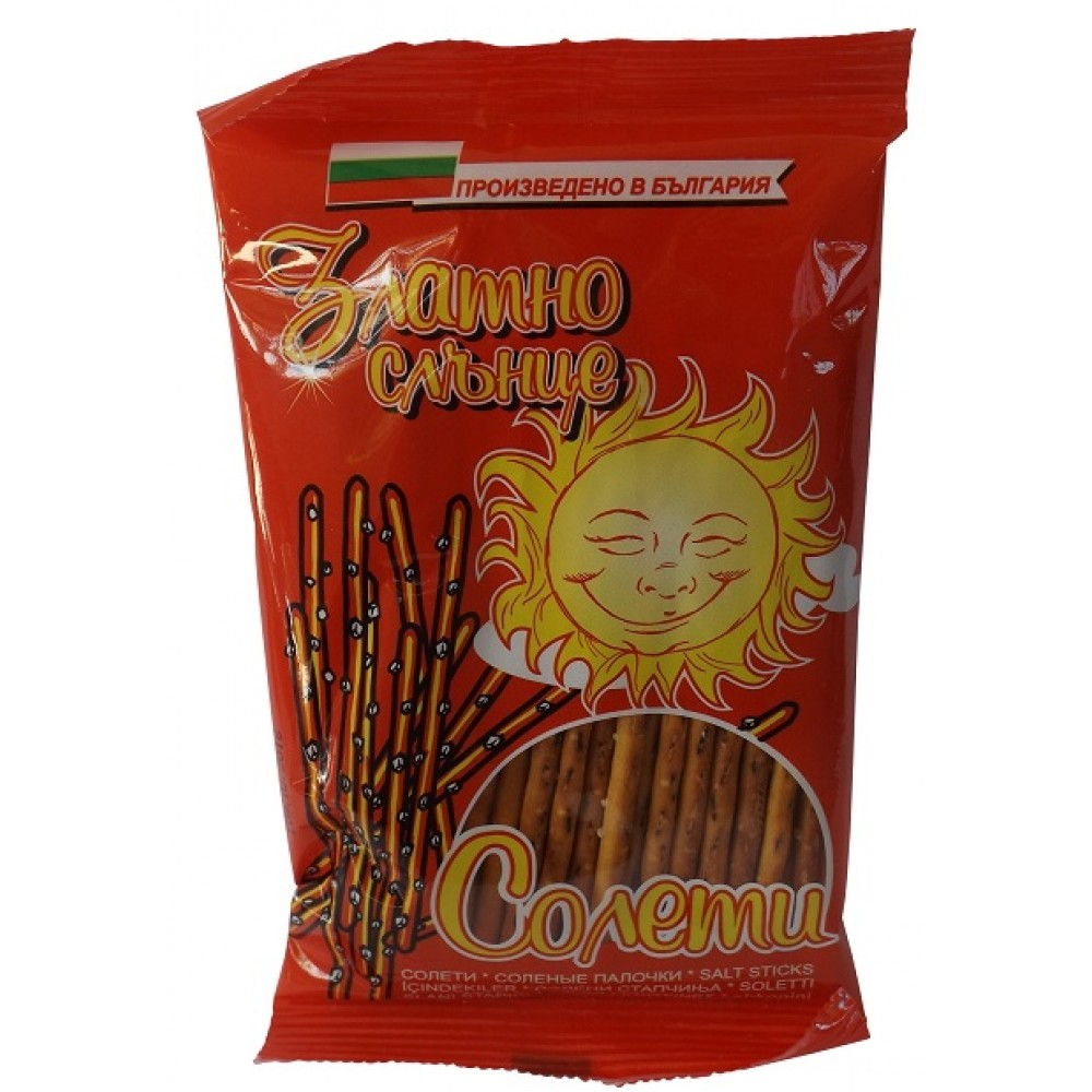 "Salt sticks ""Golden Sun"""